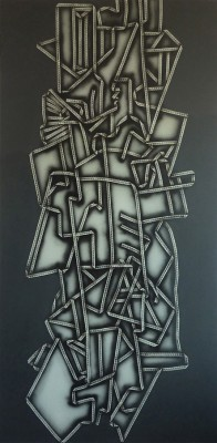 Laced Cubism